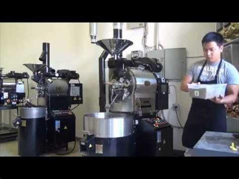 Mesin Pemanggang Kopi mesin sangrai biji kopi higienis