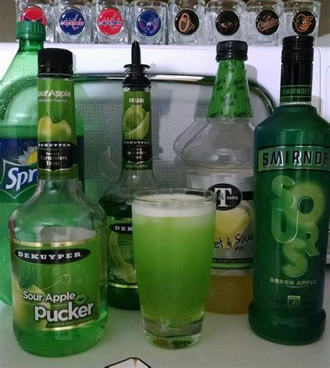 green apple martini bottle green apple special 2oz sour apple vodka 2oz melon