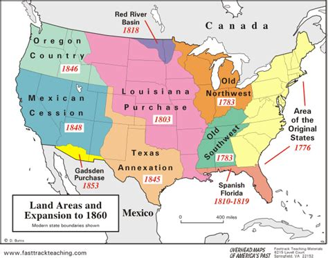 map of the united states during westward expansion westward expansion map of the u s a map land areas and
