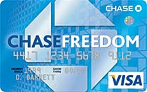 Chase Bank Visa Gift Card - credit card blog chase freedom points visa credit card