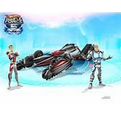 Hot Wheel Battle Force 5 Fused Macam Hotwheel