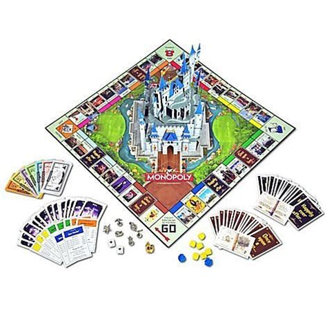 The Mars Monopoly monopoly disney 3 232 me 233 dition disponible radio disney club
