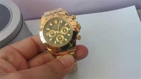 Safira Gold rel 243 gio autom 225 tico luxo vidro safira 40mm gold masculino