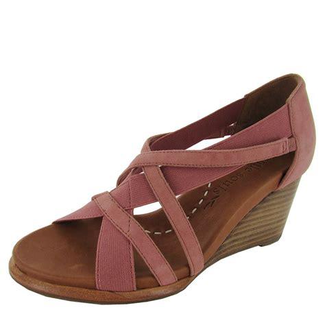gentle souls shoes gentle souls womens glibber wedge sandal shoe ebay