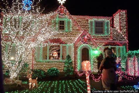 15 tacky christmas lighting displays photos