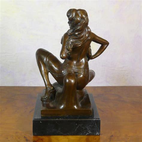 decoration de salon 3347 bronze statue sculptures
