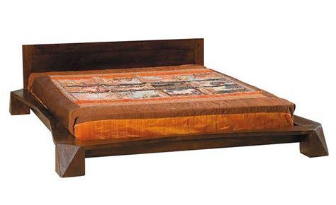 letto futon letto japan futon in legno di noce letti a prezzi scontati