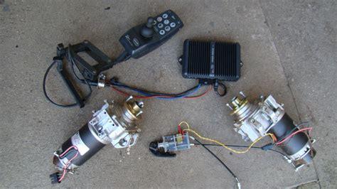 moteurs de fauteuil roulant usinages