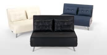 Sofa Bed Made Haru Small Black Sofa Bed Made