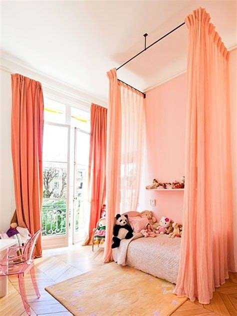 little girl canopy bed curtains beautiful bedroom decor for a little girl i always wanted
