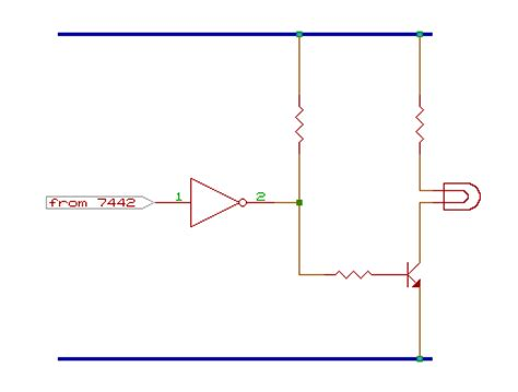 transistor npn switch a simple npn transistor switch