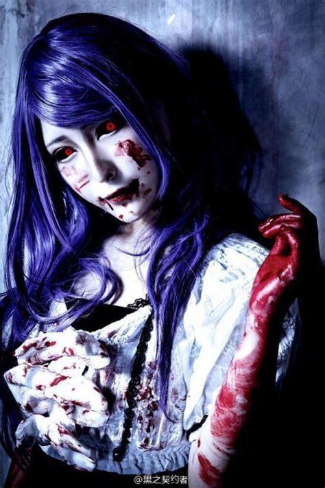tokyo ghoul rize cosplay  imojoan
