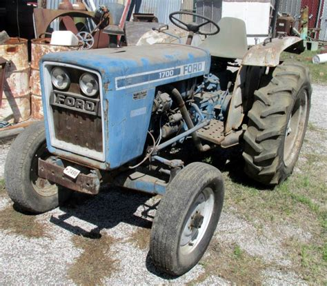 ford 1700 tractor ford 1700 diesel tractor