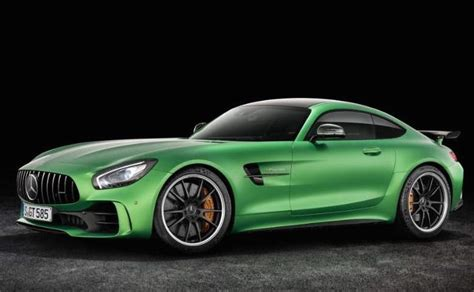 Mercedes AMG GT R revealed in leaked images   PerformanceDrive