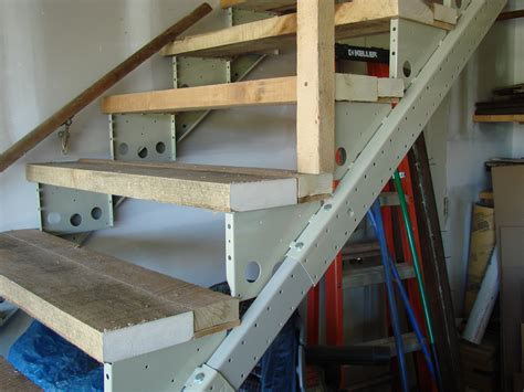 Garage Stairs Design Attic Stairs Pull With Innovative Garage Attic Pulldown Stairs Ideas Popular Home Interior