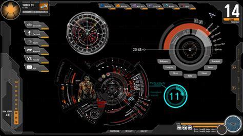 theme windows 10 marvel avengers rainmeter skin by jamezzz92 on deviantart