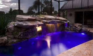 Backyard Pools With Waterfalls Lucas Lagoon Pool 15 Intheswim Pool Blog