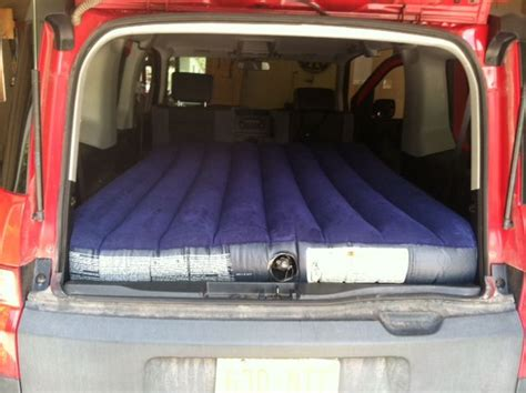 Honda Element Air Mattress by 37 Best Images About Element Cing Ideas On