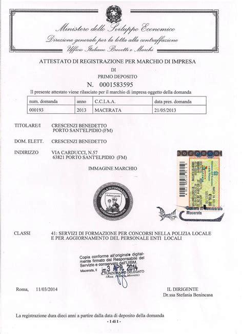certificati di deposito marche corsi di polizia locale lezioni per affrontare i