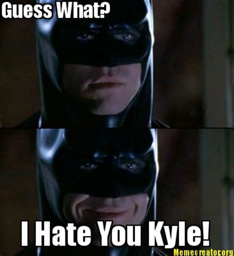 Kyle Memes - if you hate the war that s fine but yo by chris kyle