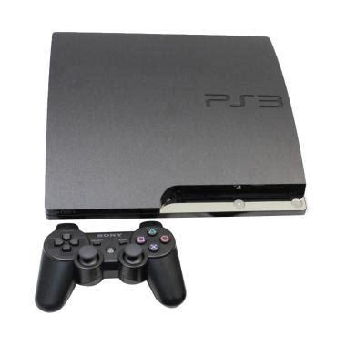 jual sony playstation 3 slim cfw console 120gb harga kualitas terjamin
