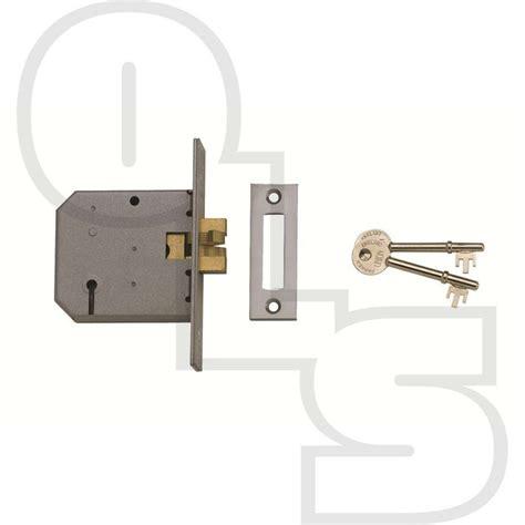 Deadlock Door Knob by Union 3 Lever Sliding Door Deadlock