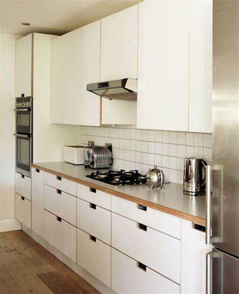 white formica kitchen cabinets plywood white doors and doors on pinterest