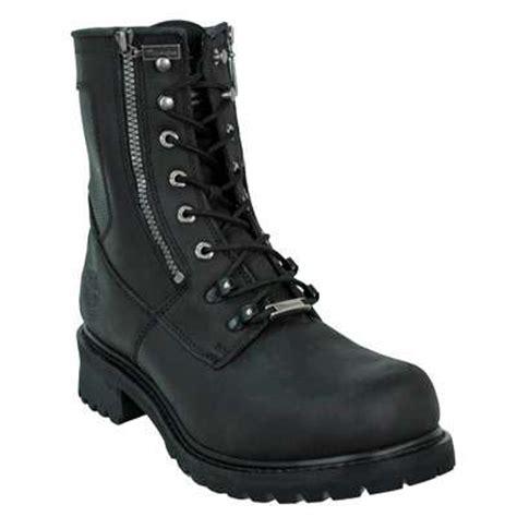 milwaukee s mb416 trooper zip motorcycle boots