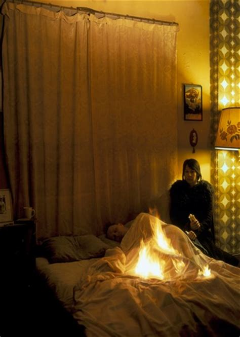 bed on fire living in hell and other stories ual research online
