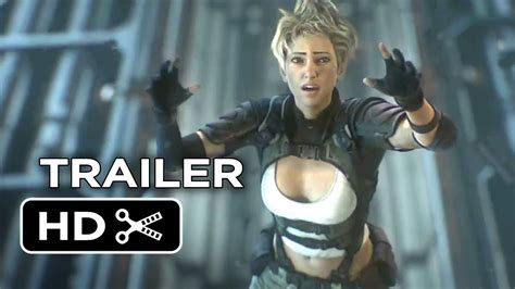 film anime sci fi terbaik appleseed alpha official trailer 1 2014 animated sci