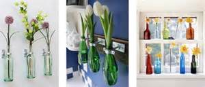 Bathroom Craft Ideas ways to reuse glass bottles 26 ideas for old wine bottles
