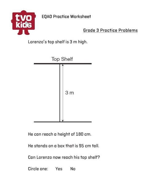 printable eqao practice sheets grade 6 all worksheets 187 eqao grade 3 worksheets printable