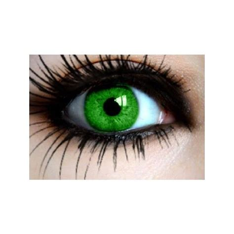 green colored bright green contacts www pixshark images