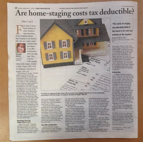 tax deductions buying a house tax deductions and costs of selling a house