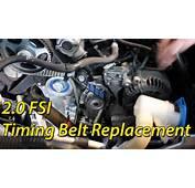 How To Timing Belt Replacement Seat / Skoda Volkswagen 2