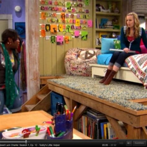 good luck charlie bedroom teddy s room on good luck charlie love love love this idea