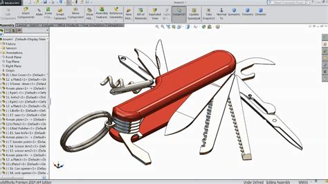 solidworks tutorial knife top 20 3d cad models to try out part 1 scan2cad