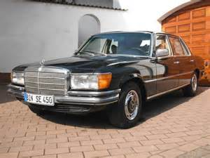 Mercedes 1976 For Sale 1976 Mercedes 450 Sel W116 For Sale On Car And