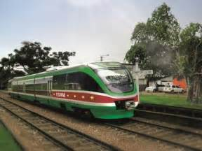 The government of suriname has announced plans for a railway between