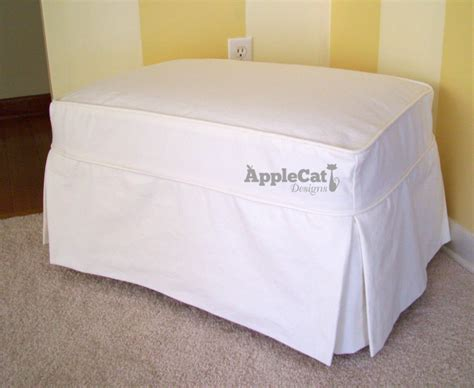 how to sew a slipcover for an ottoman how to sew a slipcover for an ottoman 28 images home