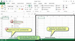 how to switch tabs in excel sheet how to change the