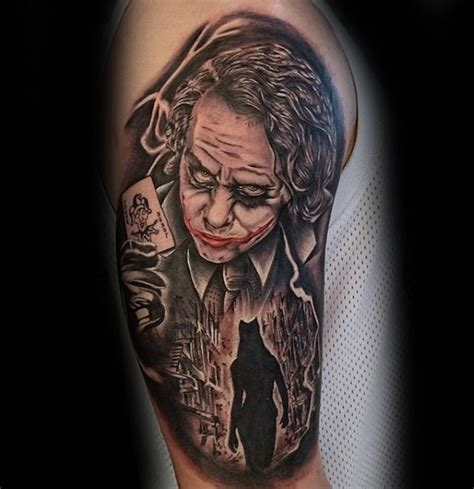 joker tattoo sleeve designs joker sleeve tattoo designs ideas and meaning tattoos