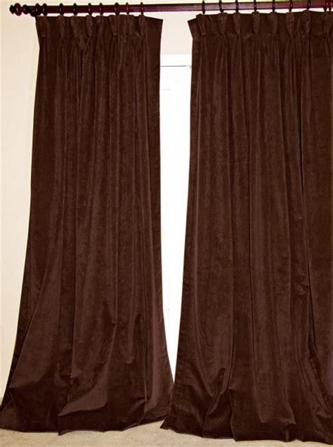 Velvet Drapes Velvet Drapes Curtains New Orleans By Drea Custom