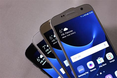 0 samsung s7 samsung galaxy s7 s7 edge android 7 0 nougat update t mobile verizon sprint and at t