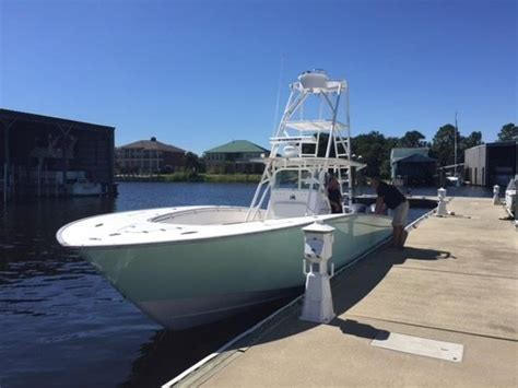 2009 Cape Horn 36 Center Console Boat for Sale   36 foot