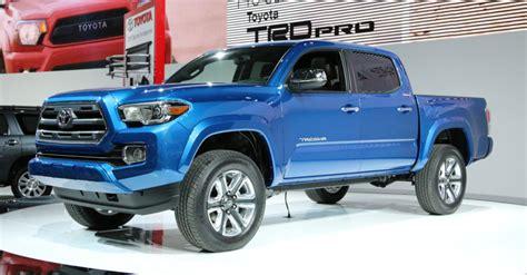 Toyota Trucks 2016 2016 Toyota Tacoma