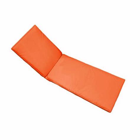 cuscino per lettino prendisole cuscino per lettino prendisole garden arancione cuscini