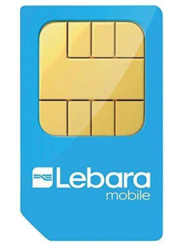 lebara mobile uk lebara pay as you go international combi sim card