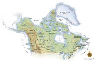 map of canada and greenland map illustrations political maps showing the structure