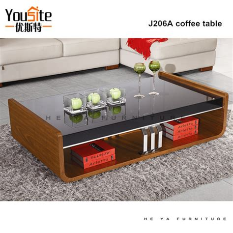 italian wooden center tables glass top center table design, View glass top center table design